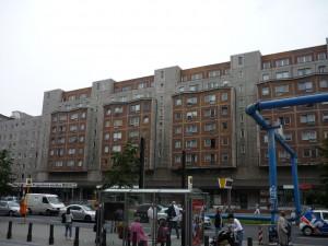Alexanderplatz Berlin, Wohnhäuser