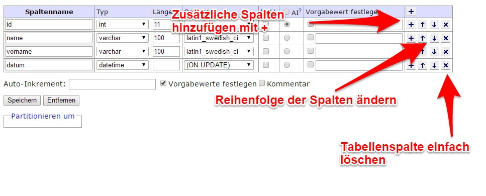 Adminer_TabelleAendern
