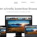 Chrome von Maleware und Werbung befreien