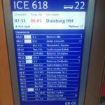 Der neue ICE3 - oder einmal generalüberholt wieder am Start