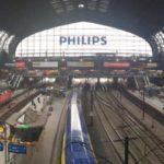 Ein- und Ausgang zu Bahnhöfen in den Niederlanden nur mit gültigem Ticket