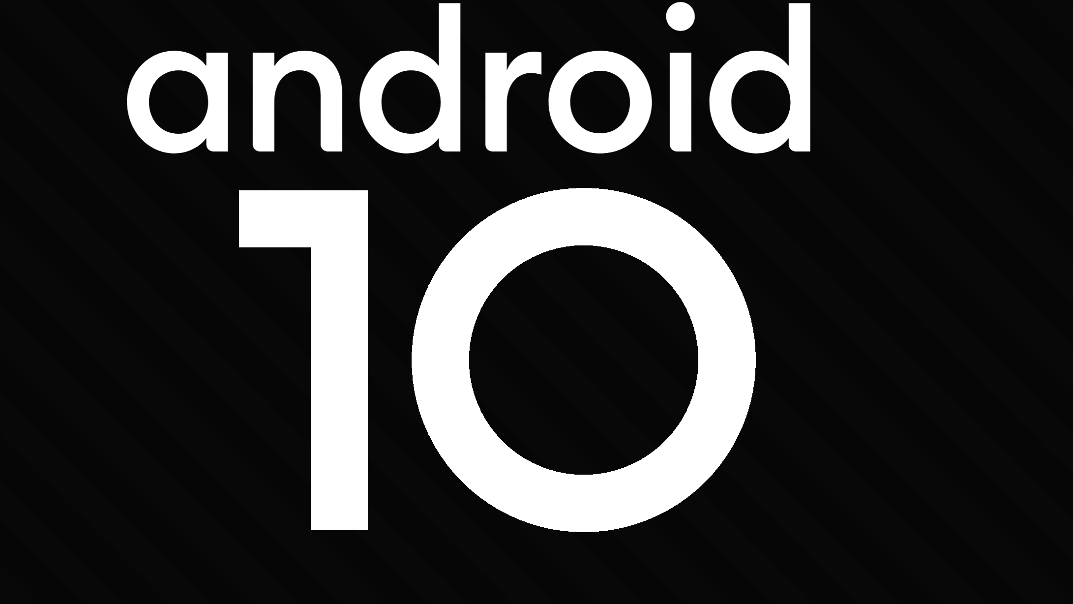 Übersicht über Android 10